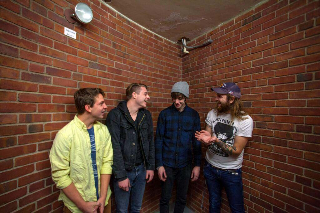 Sorority Noise open their hearts on 'Either Way'