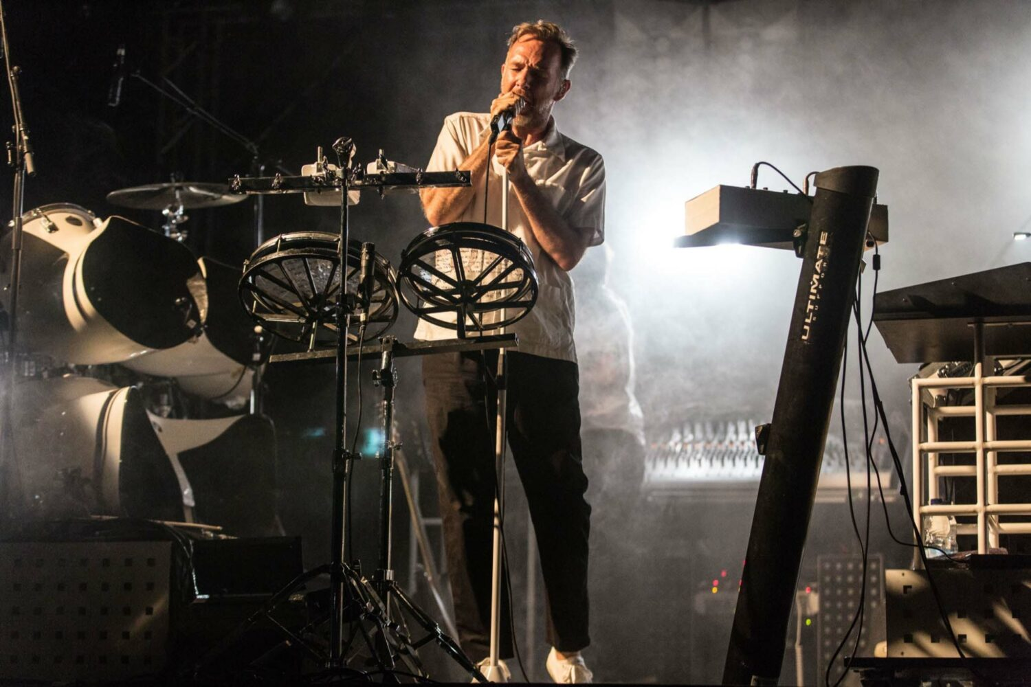 Soulwax are set to play M.I.A.'s Meltdown