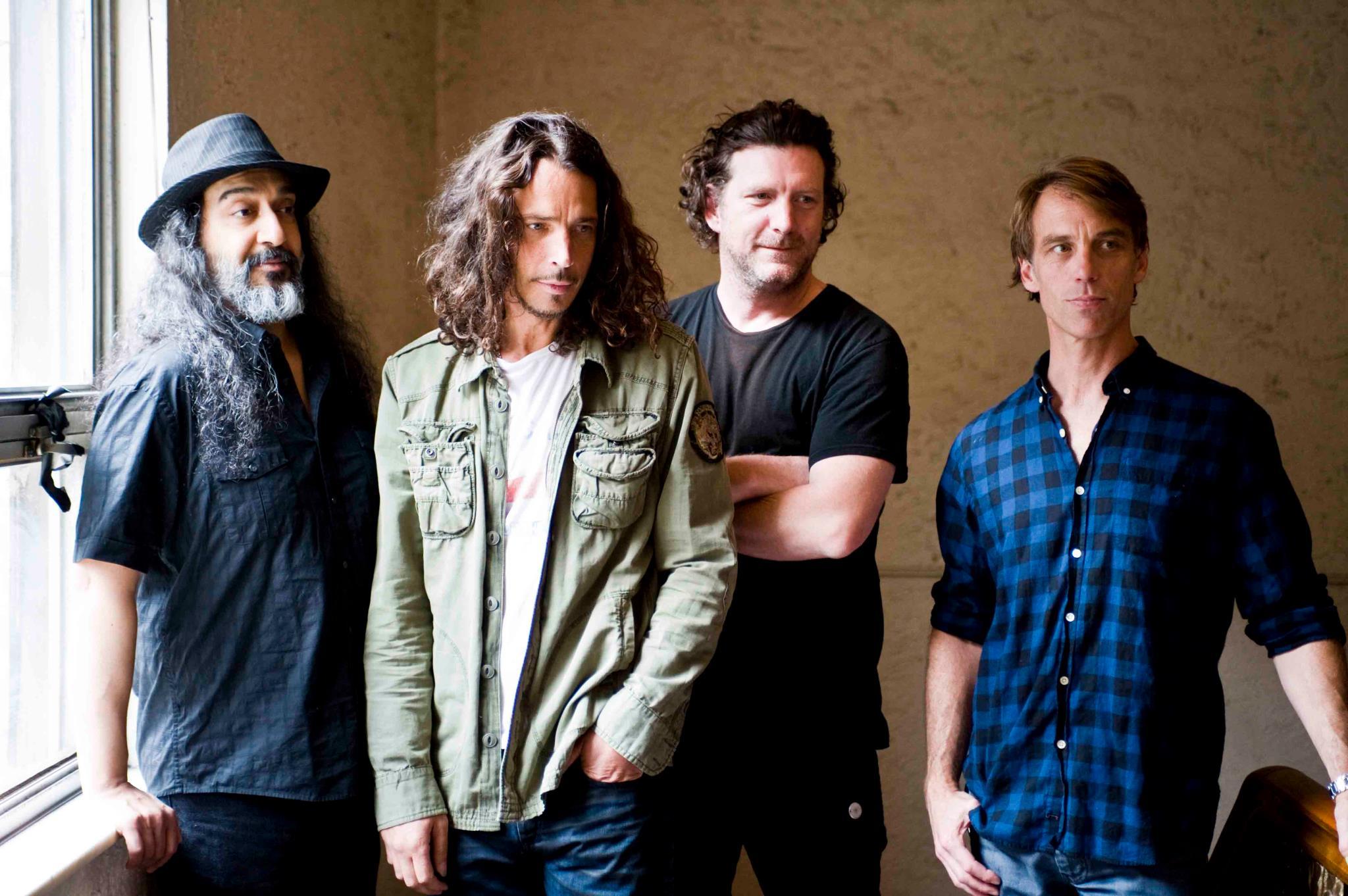 Soundgarden share the unheard 'Kristi'