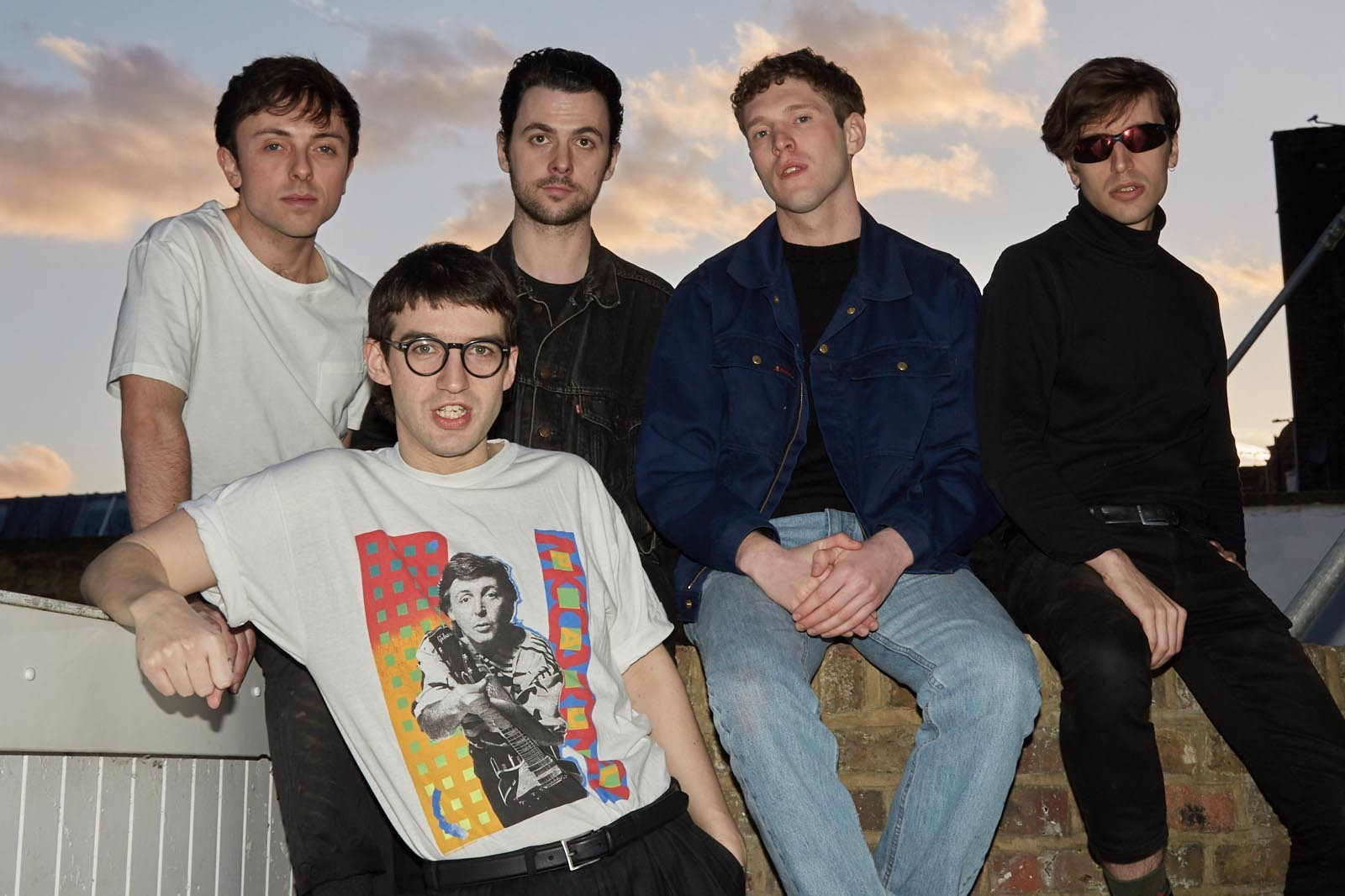 Spector return with new single 'I Won't Wait'