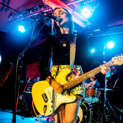 Speedy Ortiz and Hop Along announce co-headlining US tour