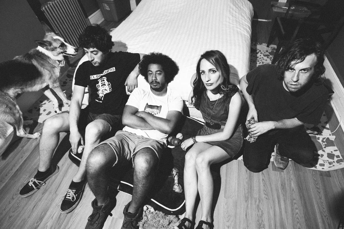"Speedy Ortiz: ""This album is less of a bummer"""