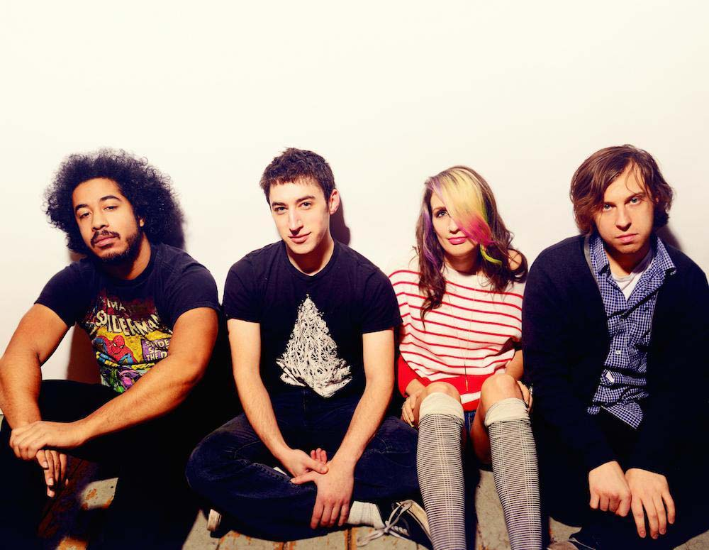 Speedy Ortiz plot all-ages U.S. tour in aid of Girls Rock Camp Foundation