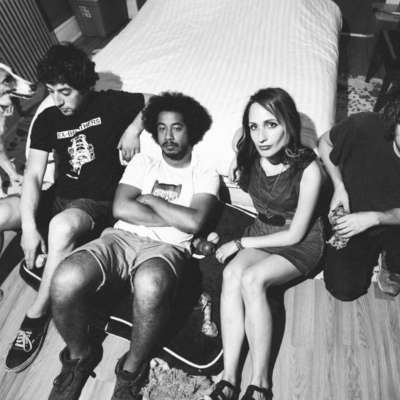 Speedy Ortiz share 'Screen Gem'
