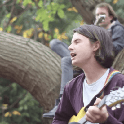 Spinning Coin share video for 'Starry Eyes'