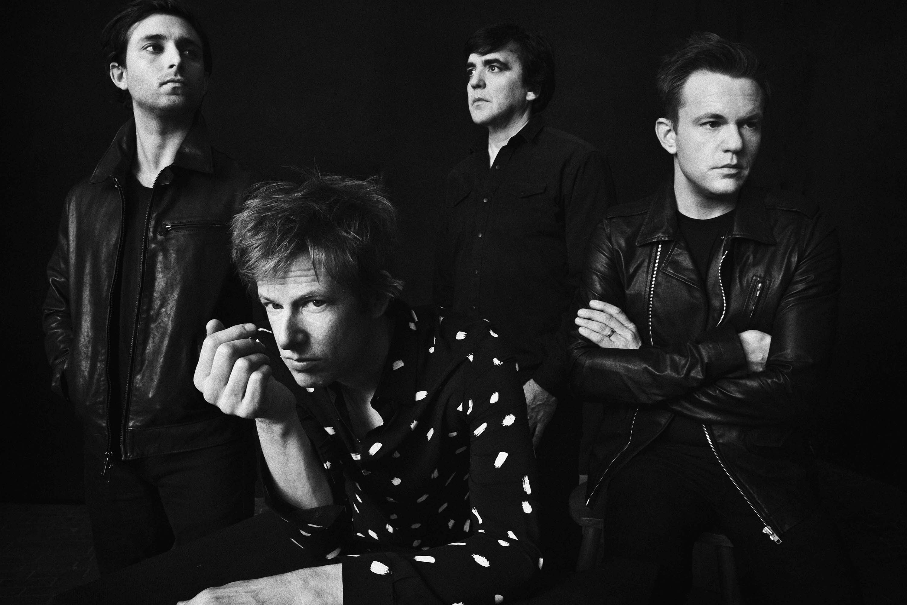 Watch Spoon take 'Can I Sit Next To You' to Colbert