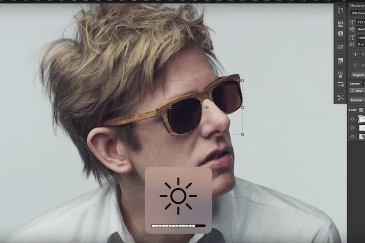 Spoon get photoshopped in the video for 'Do I Have To Talk You Into It'