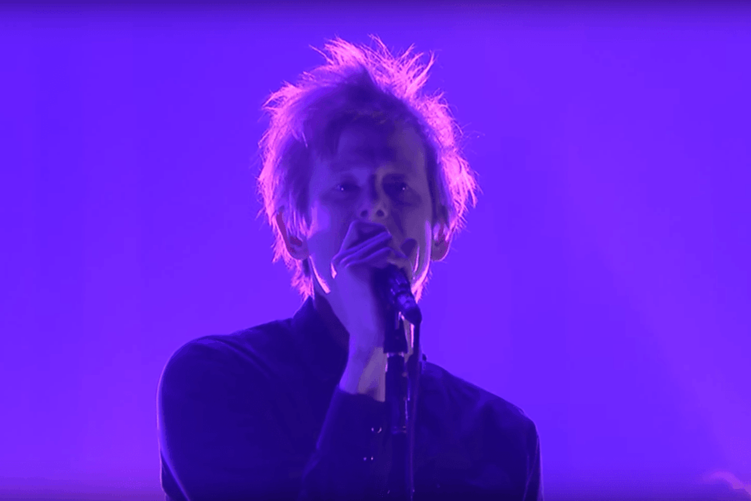 Watch Spoon play 'Do I Have To Talk You Into It' on Fallon