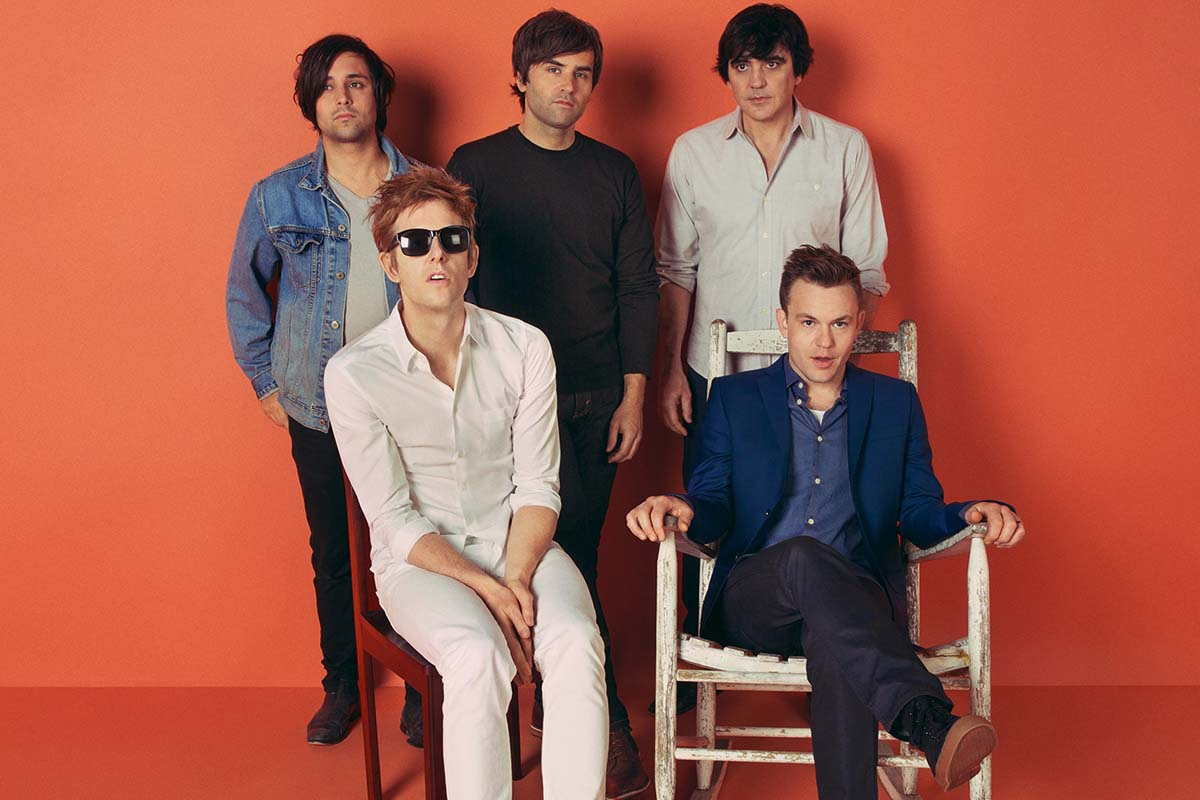 Are Spoon releasing a new album soon?