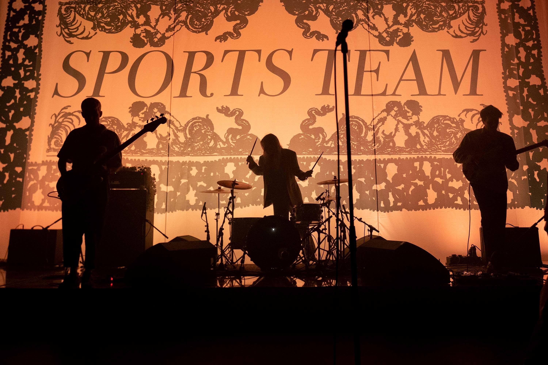 Sports Team, Kentish Town Forum, London