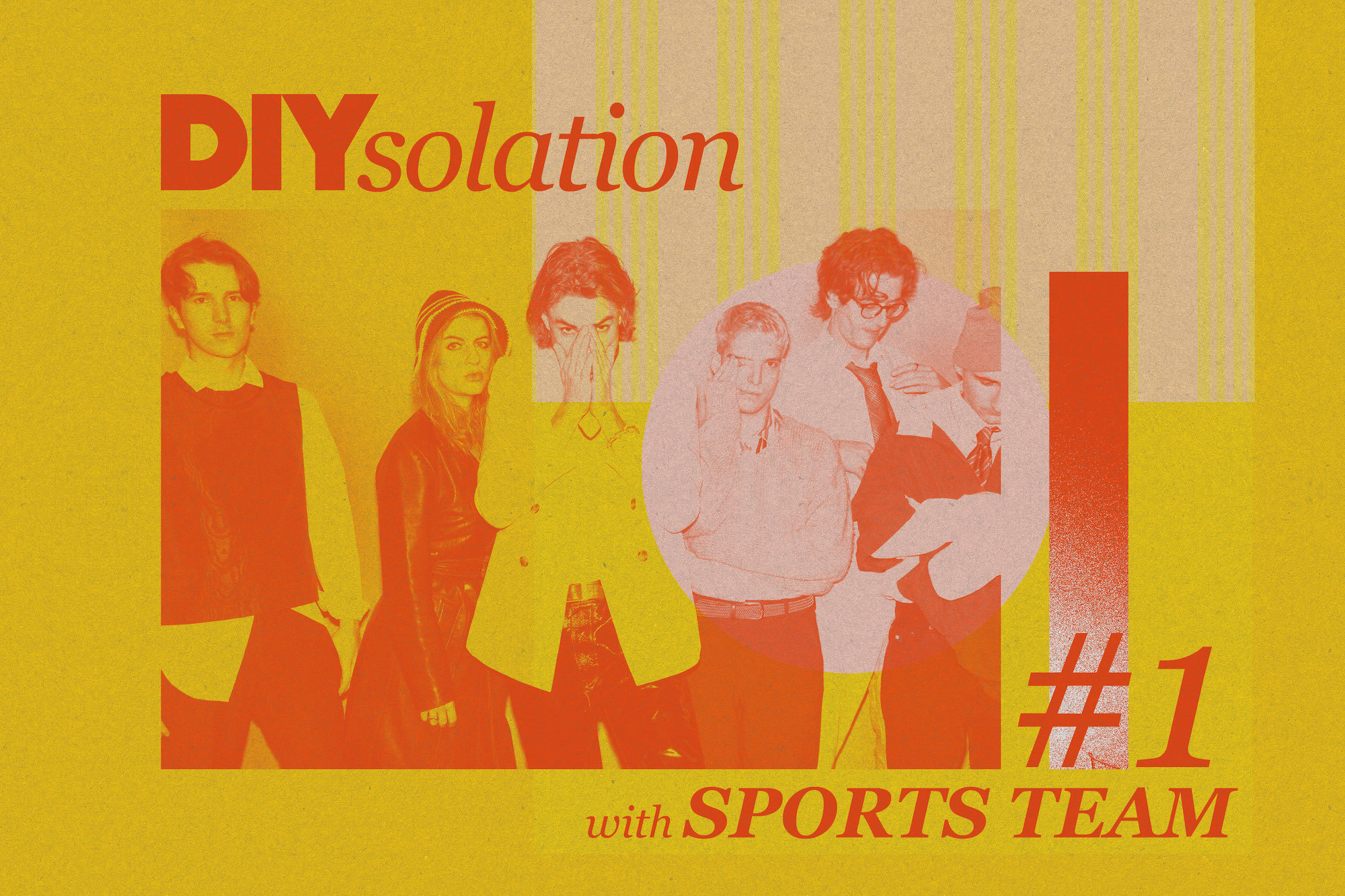 DIYsolation: #1 with Sports Team