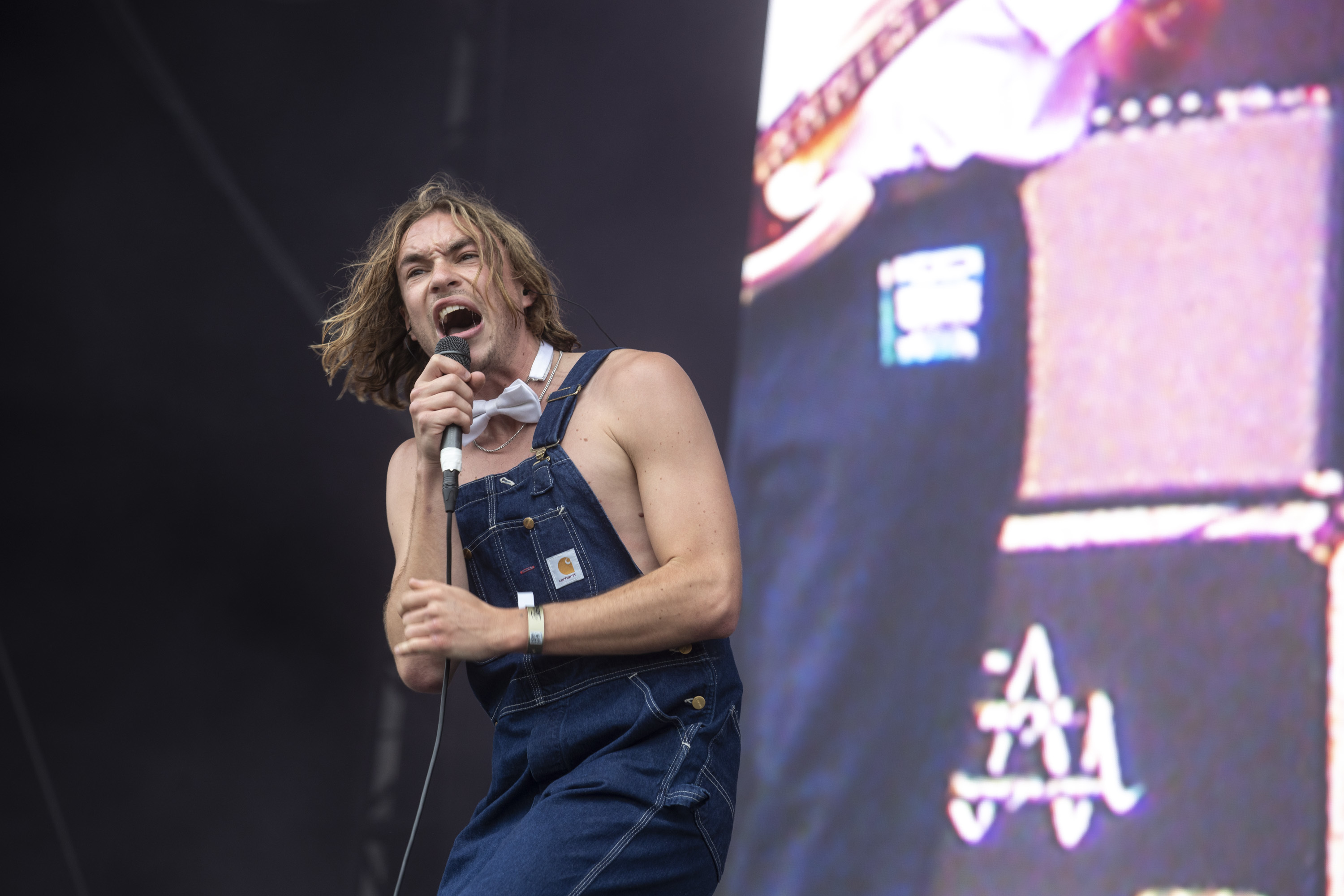Stormzy, Ashnikko and a surprise Frank Carter & The Rattlesnakes shine as Reading returns