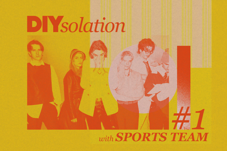 DIYsolation: #1 with Sports Team