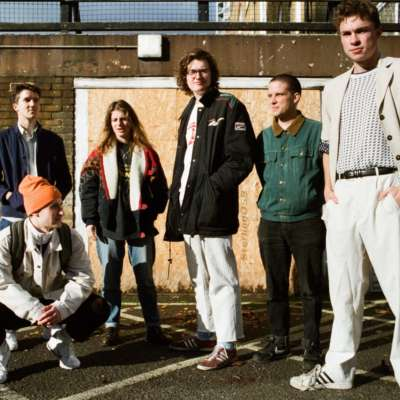 Sports Team share the offbeat indie melodrama of 'Beverley Rose'