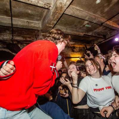Relive the carnage of our Class of 2019 show at House of Vans London