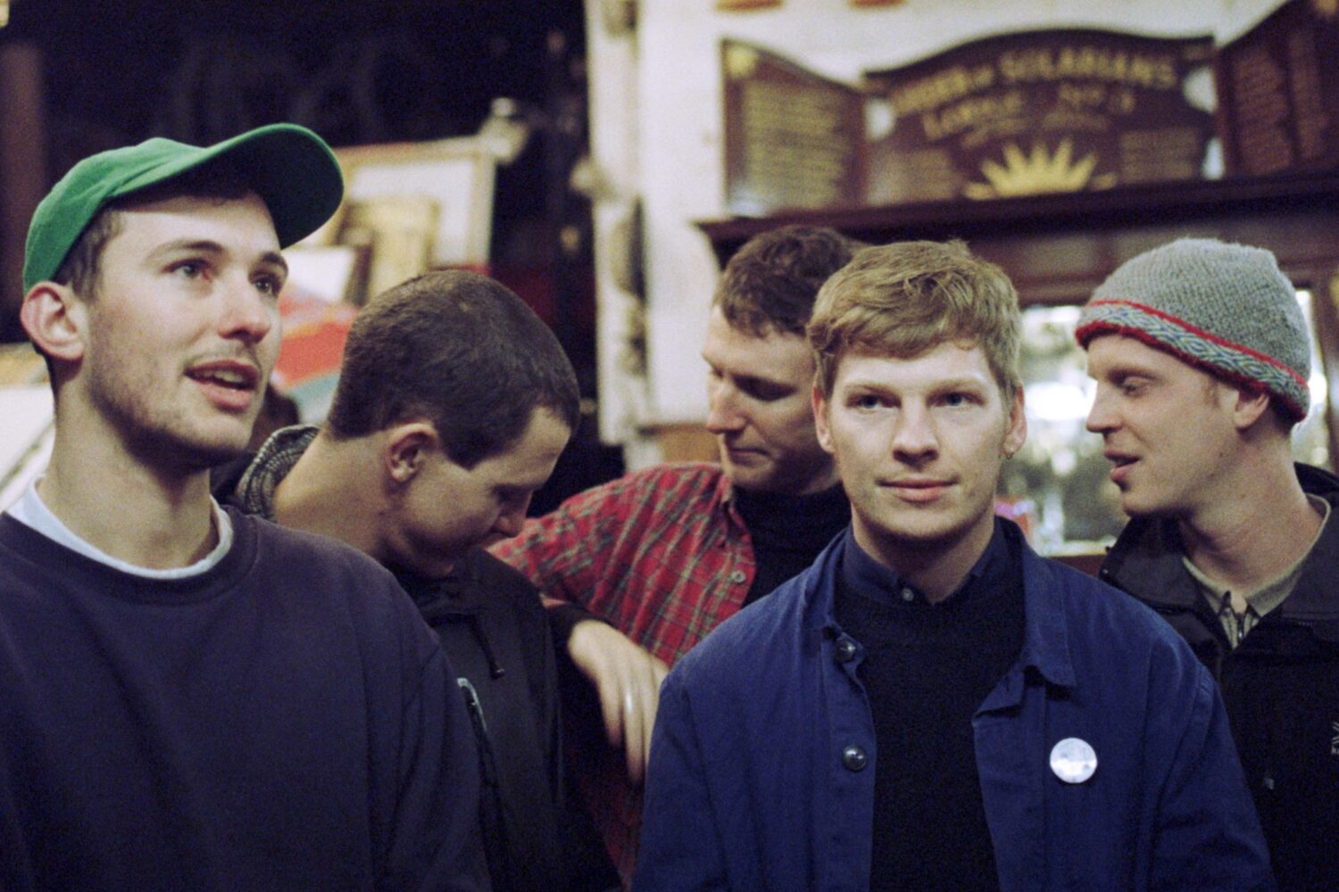 Squid are back with brand new banger 'The Cleaner'
