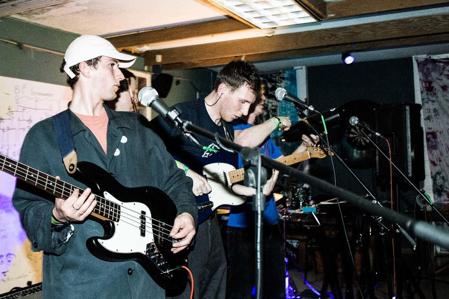Squid, Priests, Crack Cloud & more to play DIY's stage at The Great Escape 2019