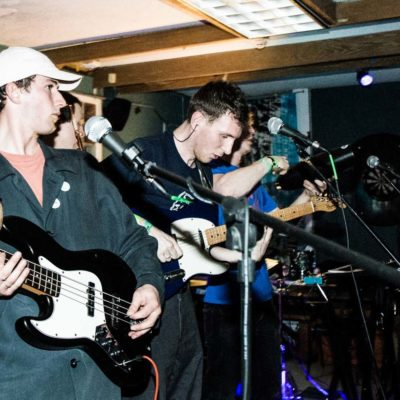 Squid, Sheer Mag, Primal Scream & more added to Pitchfork Paris Festival
