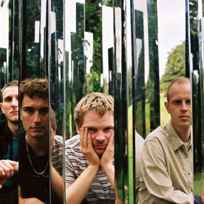 Squid share new single 'Pamphlets'
