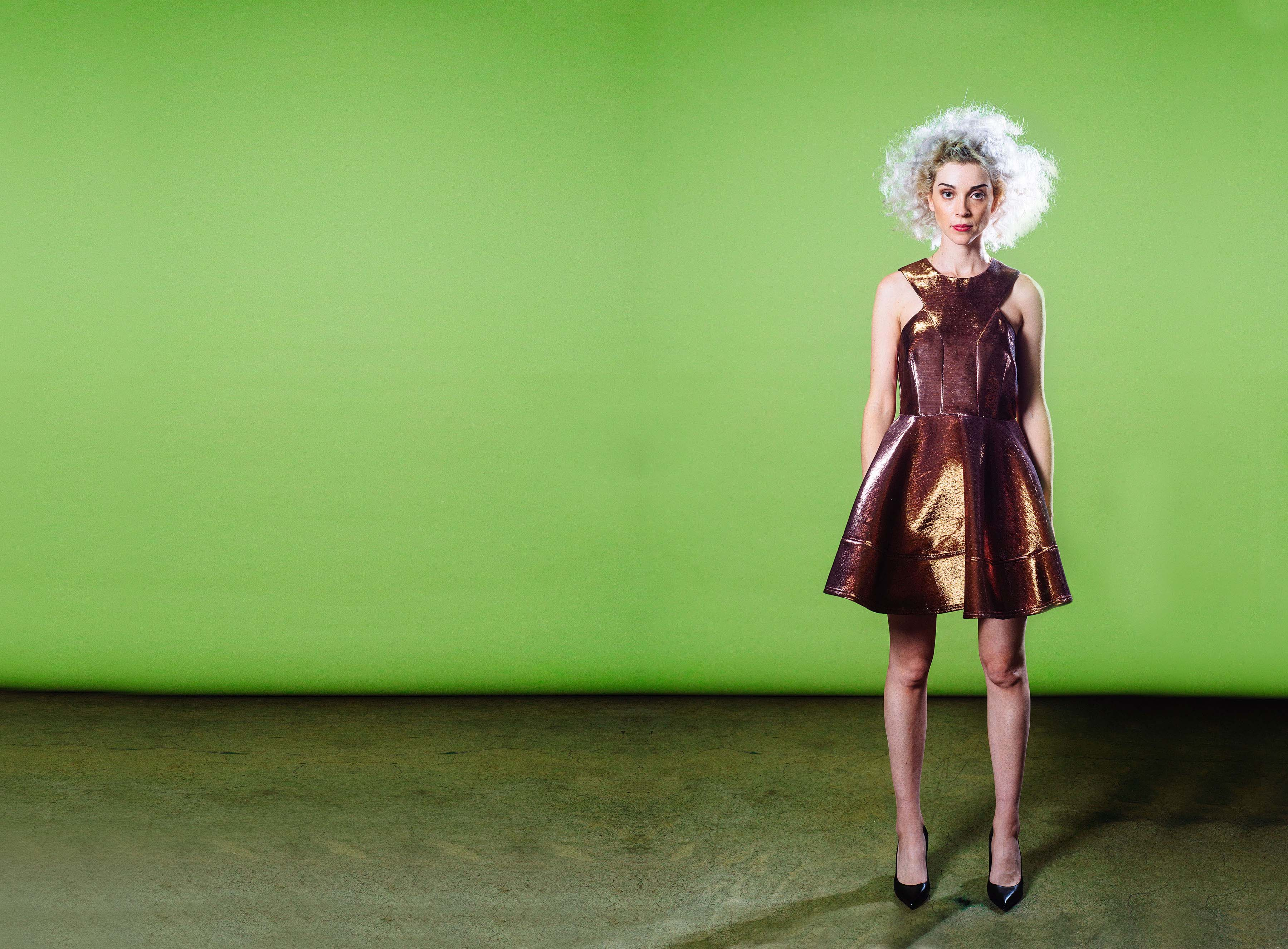 St. Vincent pays tribute to Prince on Beats 1 show