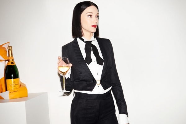 St Vincent is opening a champagne bar in London