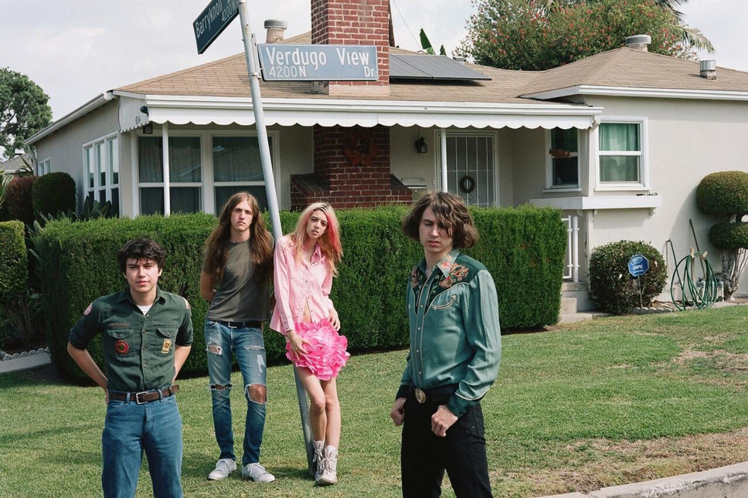Starcrawler cover 'Pet Sematary' for film soundtrack