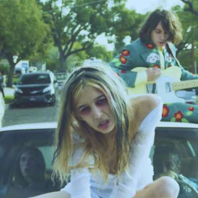 Starcrawler unveil video for 'Hollywood Ending'
