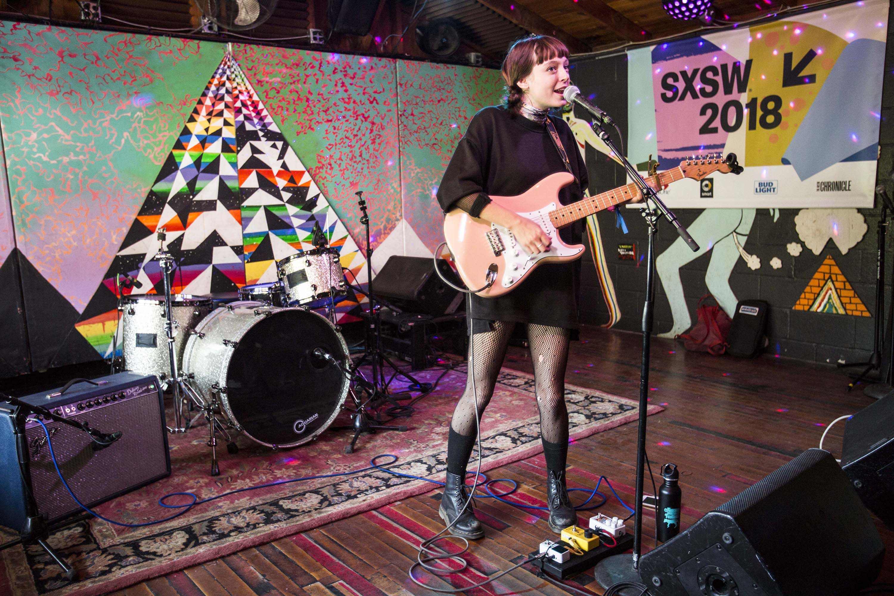 Stella Donnelly, Shame, Anemone, Hinds, SXSW