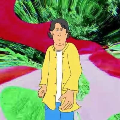 Stephen Malkmus shares 'Rushing The Acid Frat' video