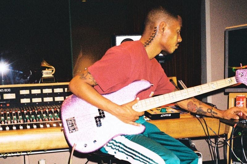 Steve Lacy releases solo track 'N Side'