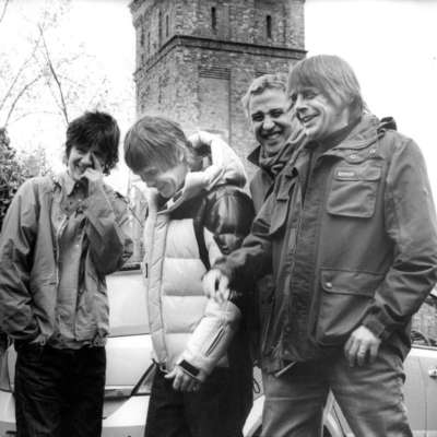 The Stone Roses share 'Beautiful Thing'