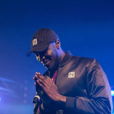 Stormzy draws a massive, manic crowd at Reading 2016