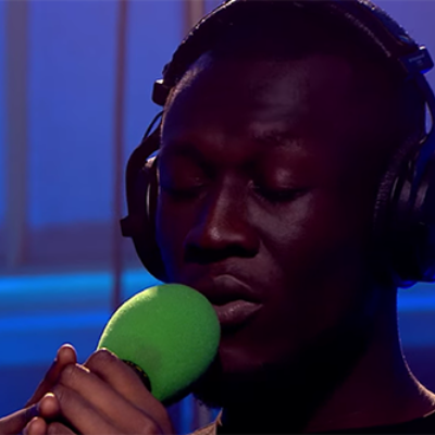 Stormzy covers Frank Ocean in the 1Xtra Live Lounge