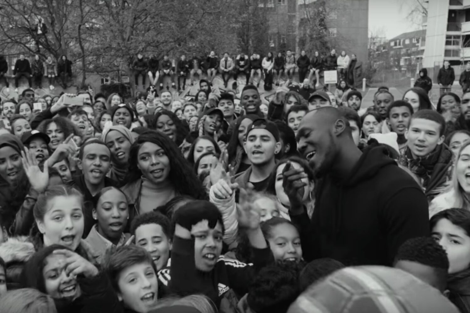 Stormzy shares video for 'Blinded By Your Grace Pt. 2'