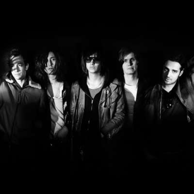 """It's going to be awesome music,"" says Nick Valensi about the new Strokes album"