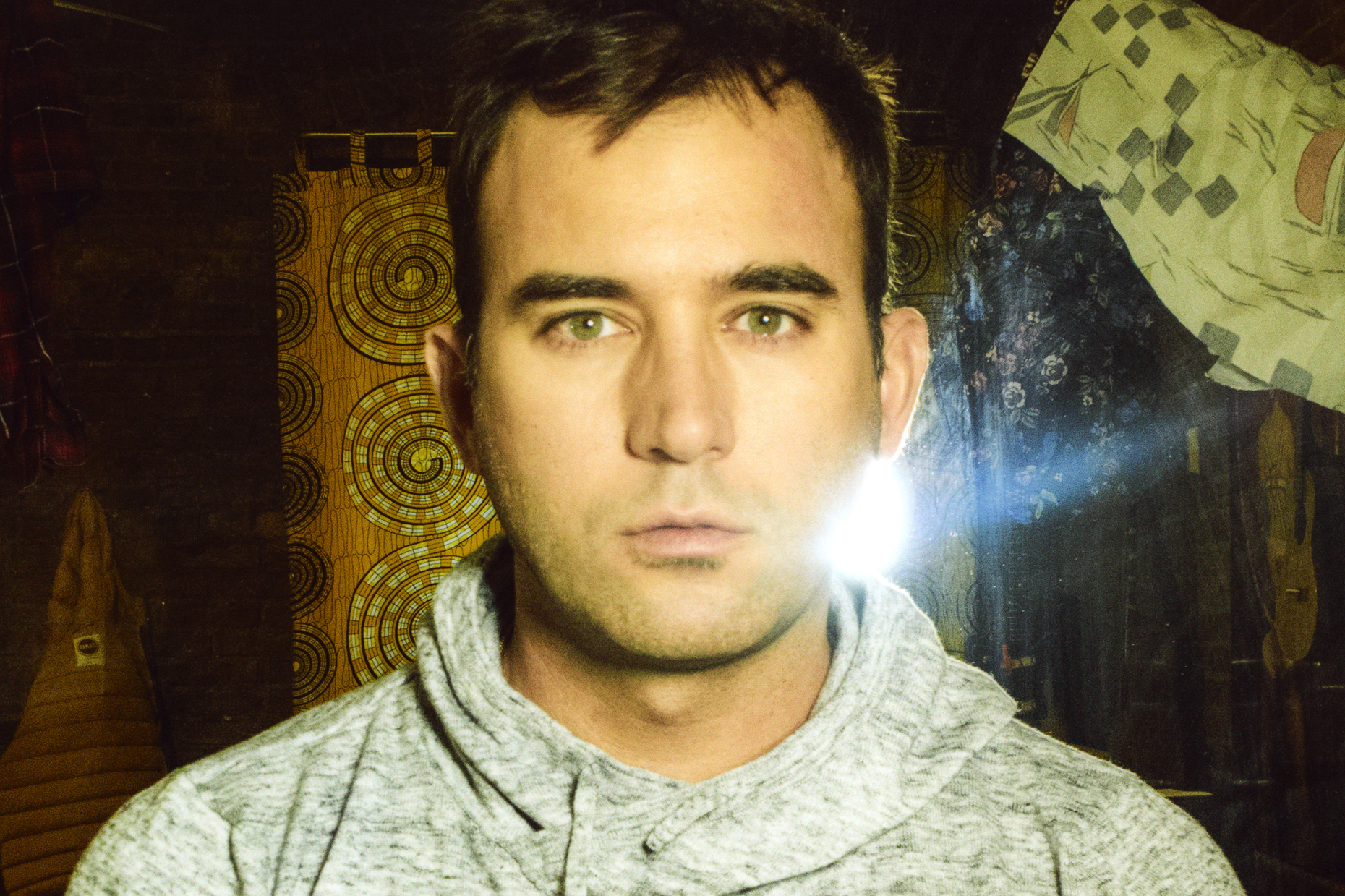 Sufjan Stevens shares two new tracks, 'Love Yourself' and 'With My Whole Heart'