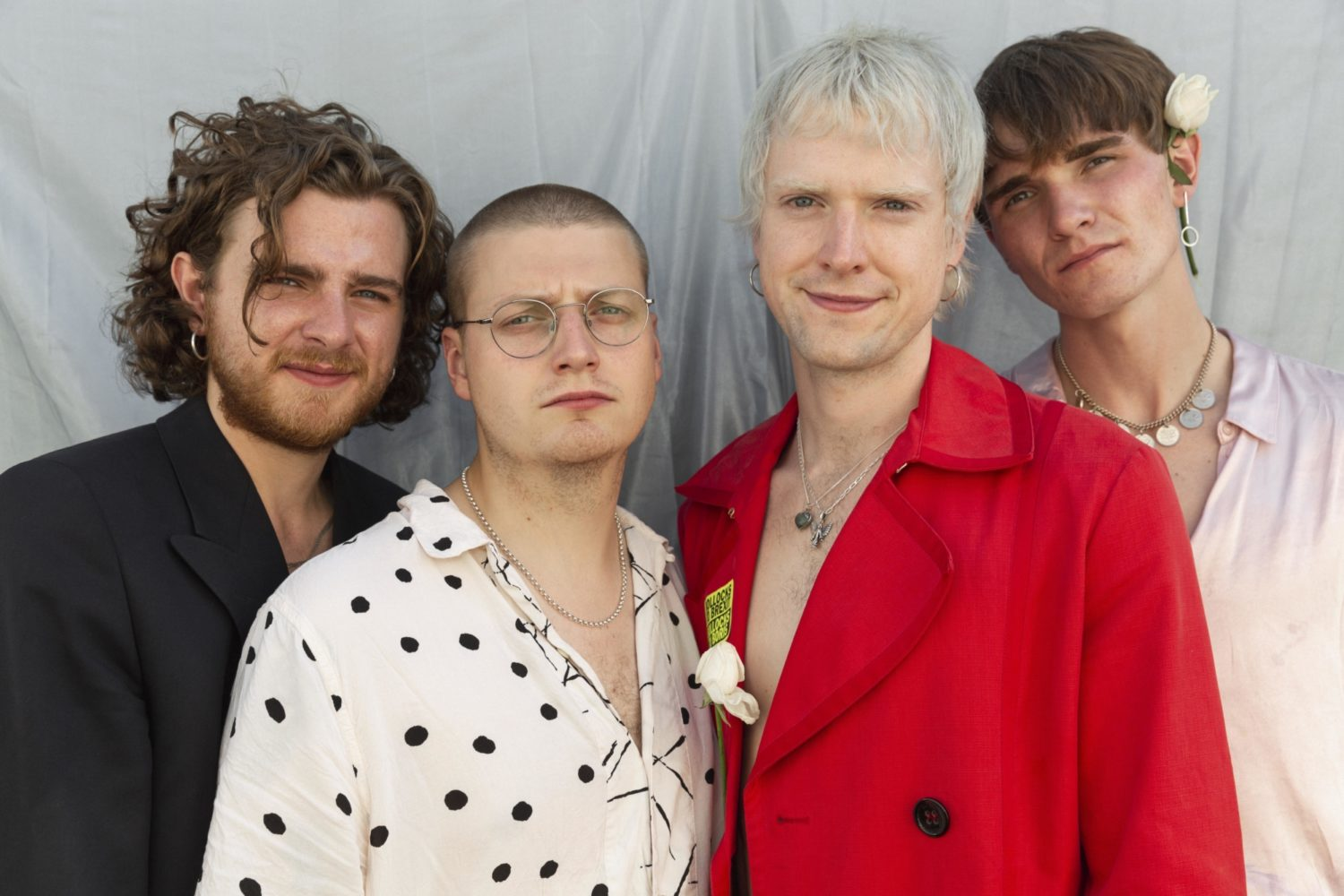 A quick Reading Festival catch-up with Sundara Karma