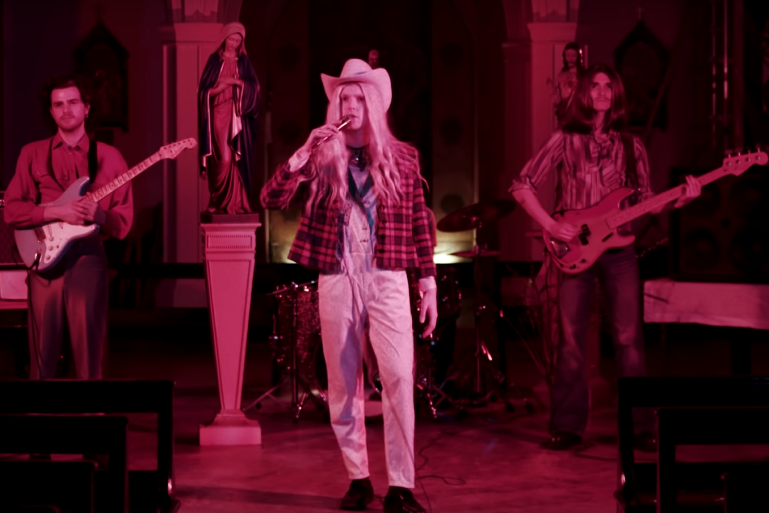 Sundara Karma unveil new video for 'The Changeover'