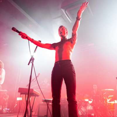 Sundara Karma headline War Child's Safe & Sound show