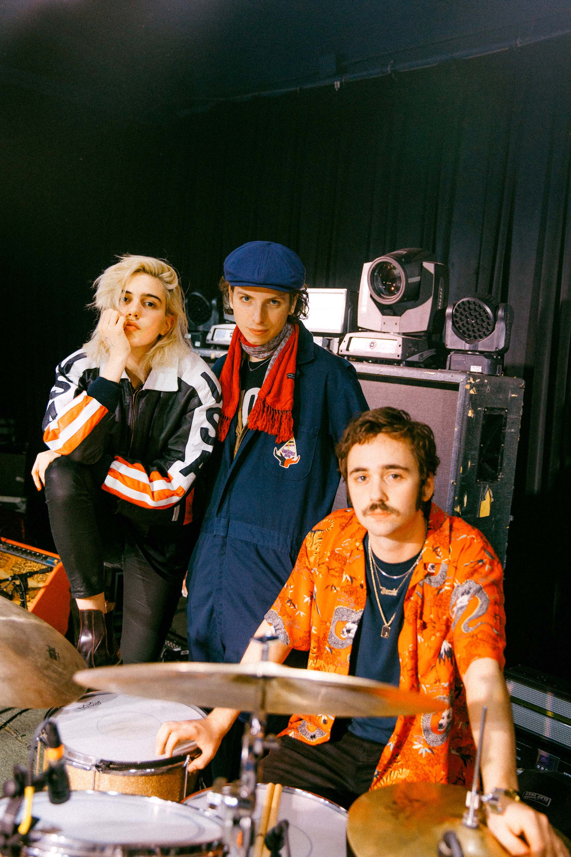 Ray of light: Sunflower Bean