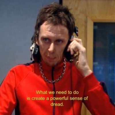 Peep Show's Super Hans is a real DJ now