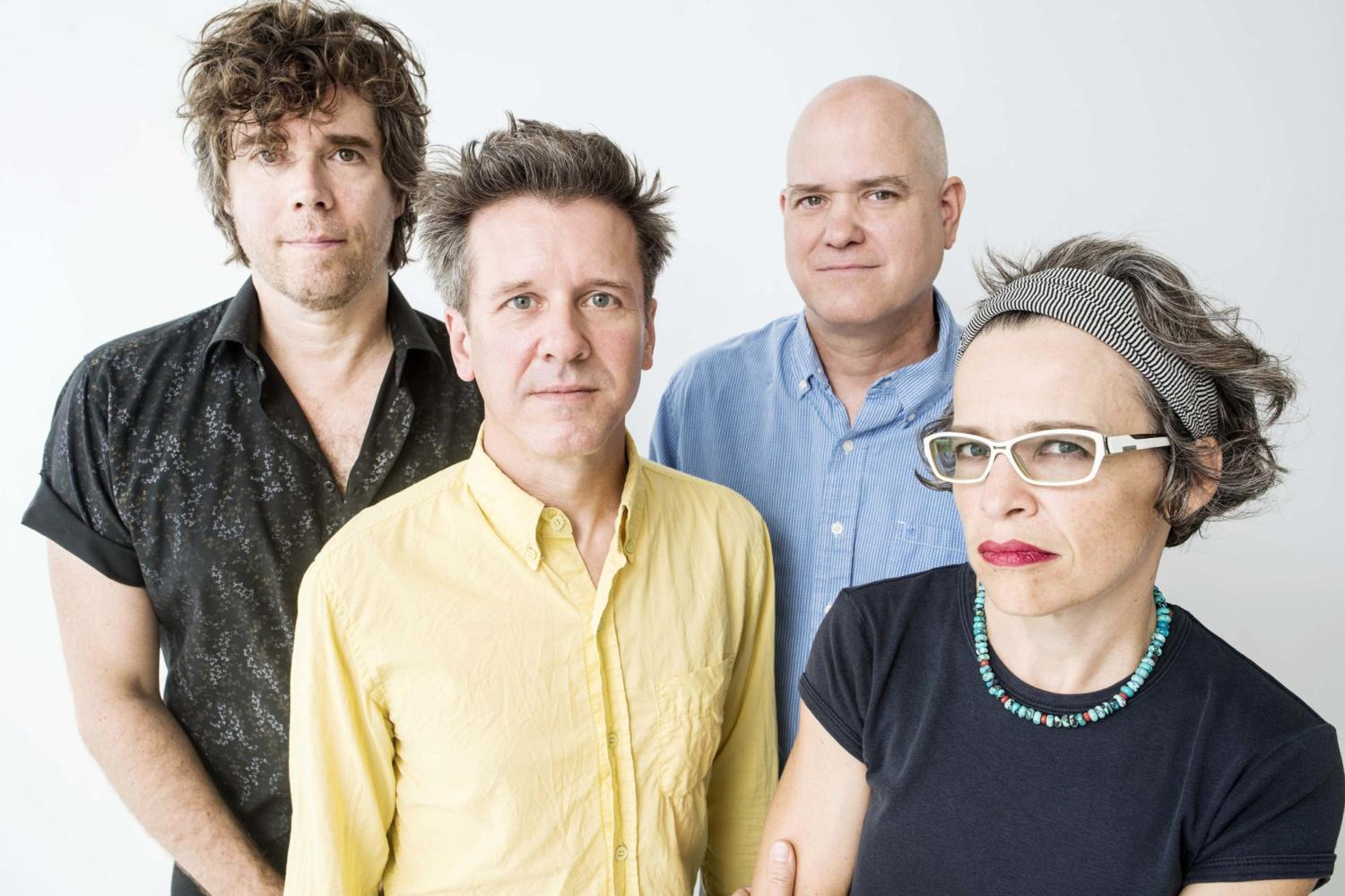 Superchunk share collaboration with Fucked Up's Damian Abraham