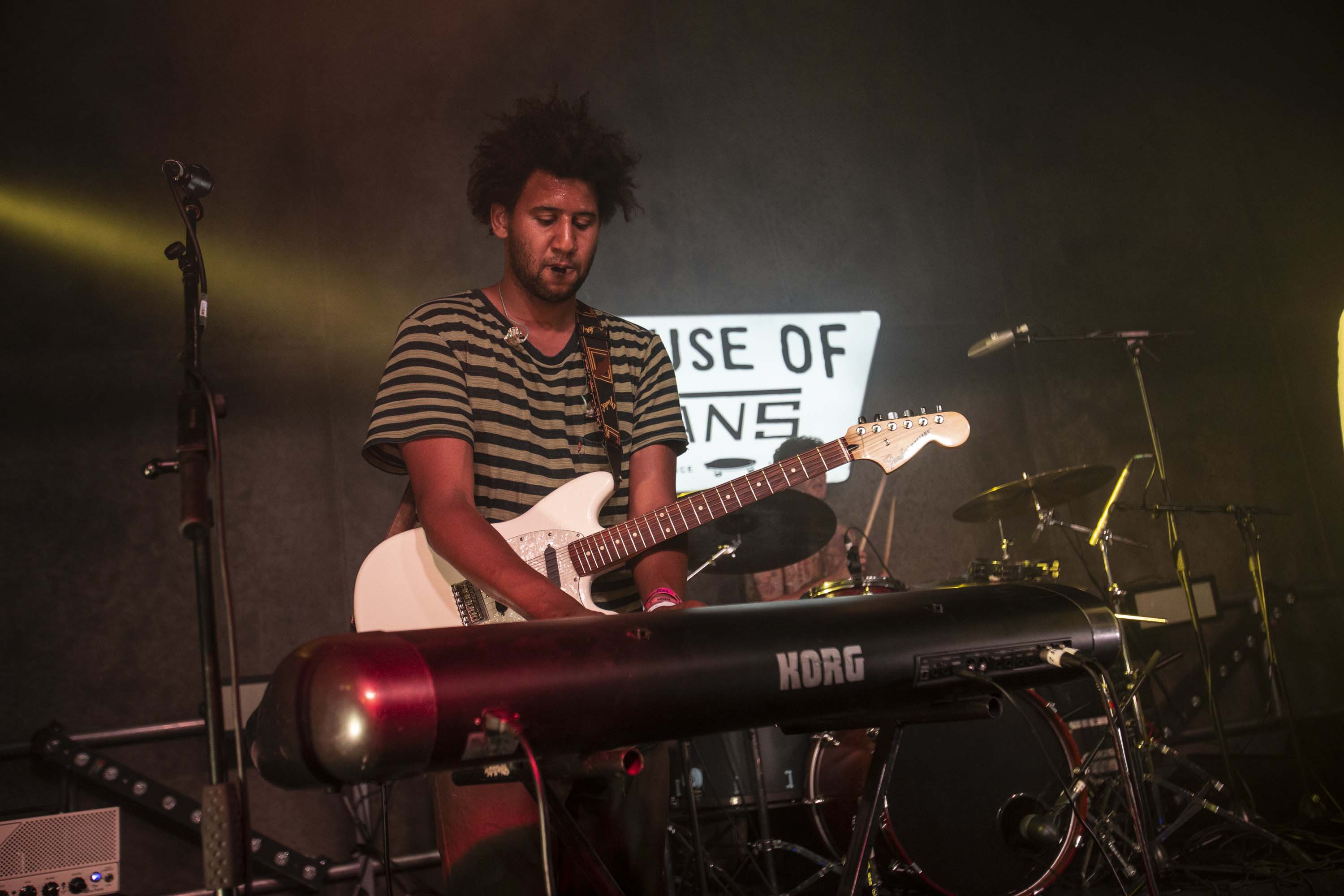 Superfood's House Of Vans set at Bestival is a brilliantly danceable smash