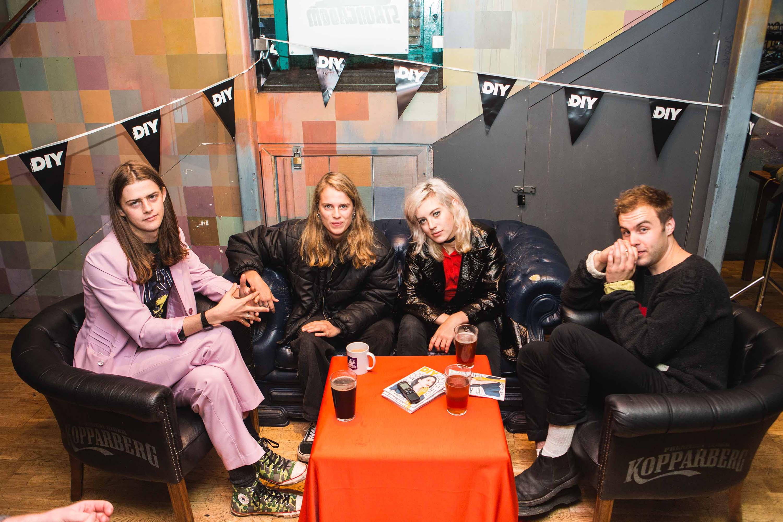 Superfood, Black Honey, Marika Hackman & Blaenavon get together for The School Reunion