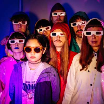 Listen to Superorganism's remix of Danny L Harle's 'Blue Angel'