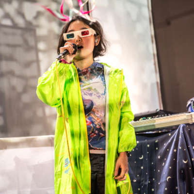 Superorganism join in the fun at Super Bock Super Rock 2019