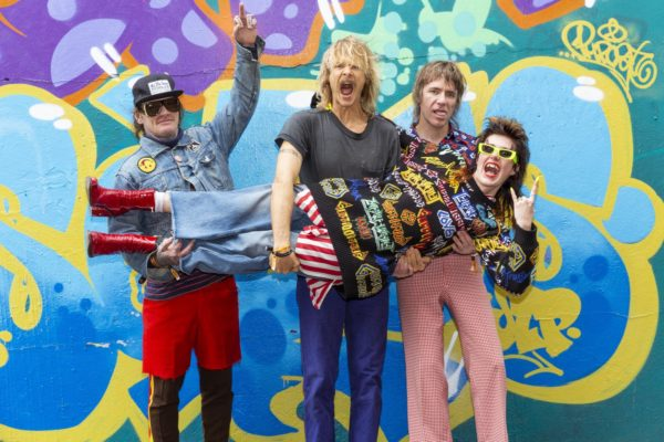The weirdos are taking over: Surfbort and Viagra Boys