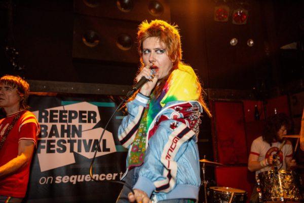 Surfbort, Gurr and Leoniden shine at Reeperbahn Festival NYC showcase