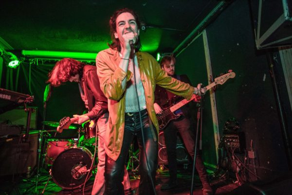 Sweat, Her's and Azusena keep the Hello 2017 juggernaut running at The Old Blue Last
