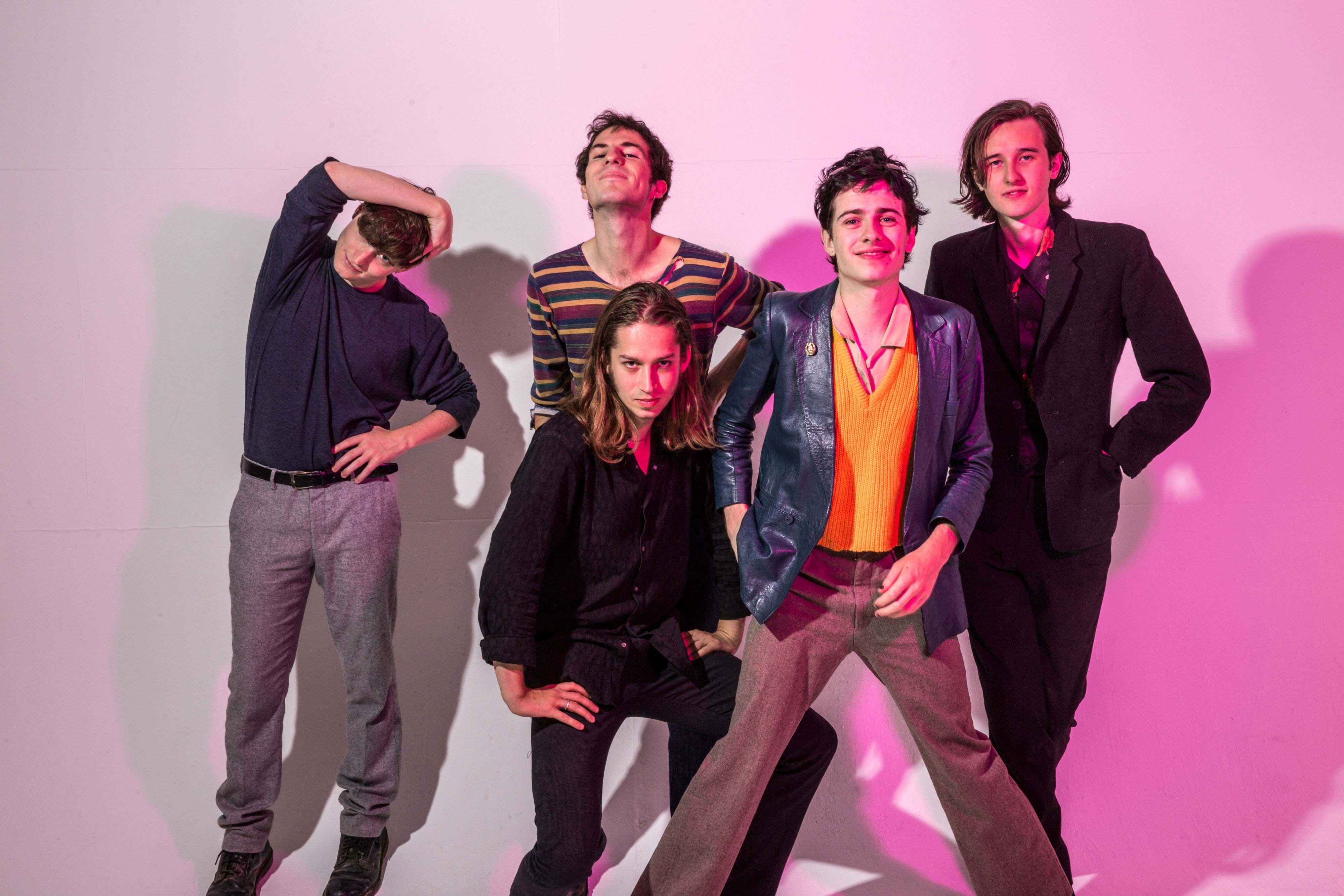 Swim Deep share video for 'Grand Affection'